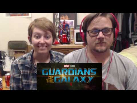 GUARDIANS OF THE GALAXY 2 OFFICIAL TRAILER - Reaction!