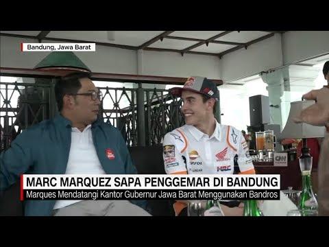 Marc Marquez Sapa Penggemar di Bandung Mp3