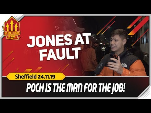 PHIL JONES & PEREIRA AWFUL! Sheffield United 3-3 Manchester United FanCam