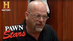 "Pawn Stars: The Five Sharps ""Stormy Weather"" Record 