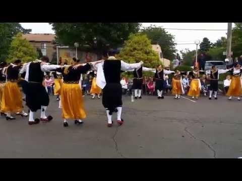 Ikariotiko Greek Dance Oakmont Verona Greek Food Festival Jun 2015