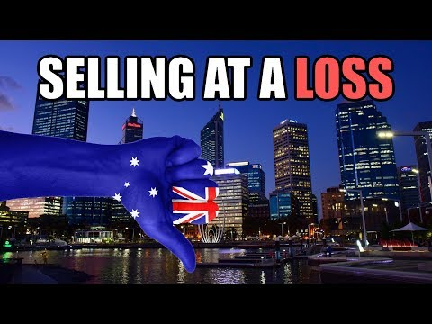 High Number Of Australian Houses Selling At A Loss (First Three Months Of 2019)