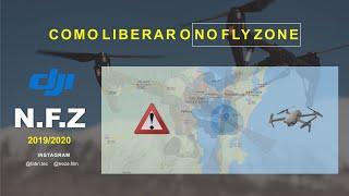 Download Melhor método para liberar o NFZ (No Fly Zone) dos Drones da DJI - 2019/2020