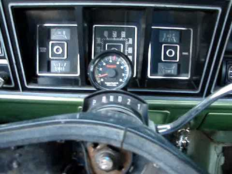 Ford F 750 Fuse Box 1976 Ford F 250 Ranger Quot Mean Green Quot 460 C I Start And