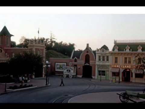 The Original Main Street, USA Area Loop: 1971 - 1992
