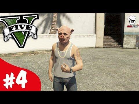 Cám dỗ mang tên Xemesis | Mixigaming Funny Stream GTA #4