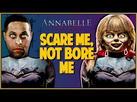 ANNABELLE COMES HOME MOVIE REVIEW - Double Toasted