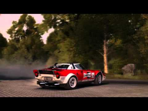 DiRT Rally » 1970s Open-Meisterschaft » Baumholder - Deutschland » TGC [FullHD]