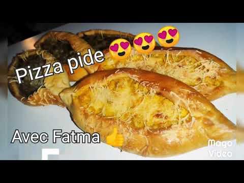 pizza-pide-spécialité-turque