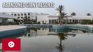 Urbex | More giant abandoned Resorts in Tunisia