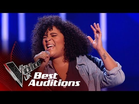 Best Singing Auditions 2020 The Best Blind Auditions! | The Voice UK 2019   YouTube