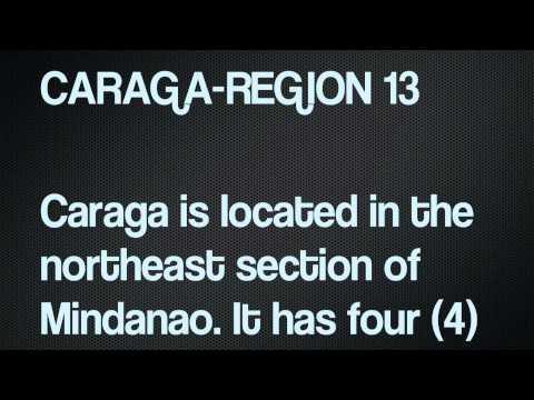 Region XIII   CARAGA