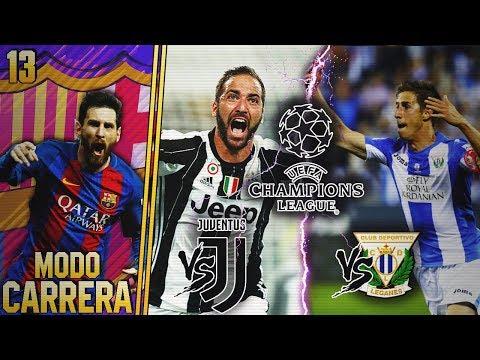 FIFA 18 | MODO CARRERA - FC BARCELONA | ¡FINAL FASE DE GRUPOS + RUEDA DE PRENSA! #13