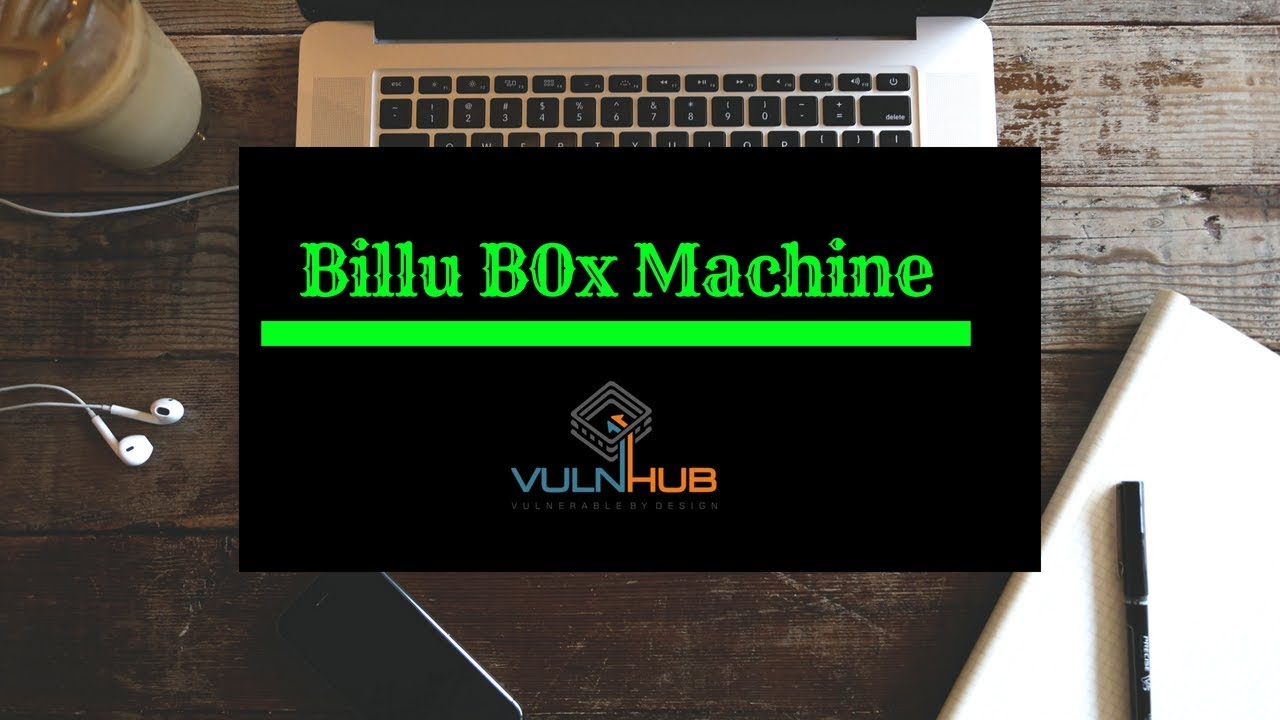 How To: Billu B0x | VulnHub Machine