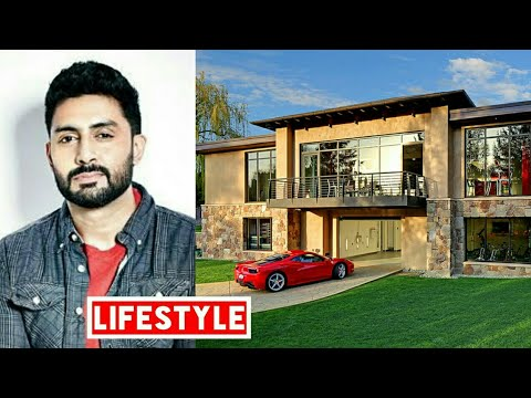 Abhishek  Bachchan Net Worth , Salary, House, Car, Family and Luxurious Lifestyle | 2017