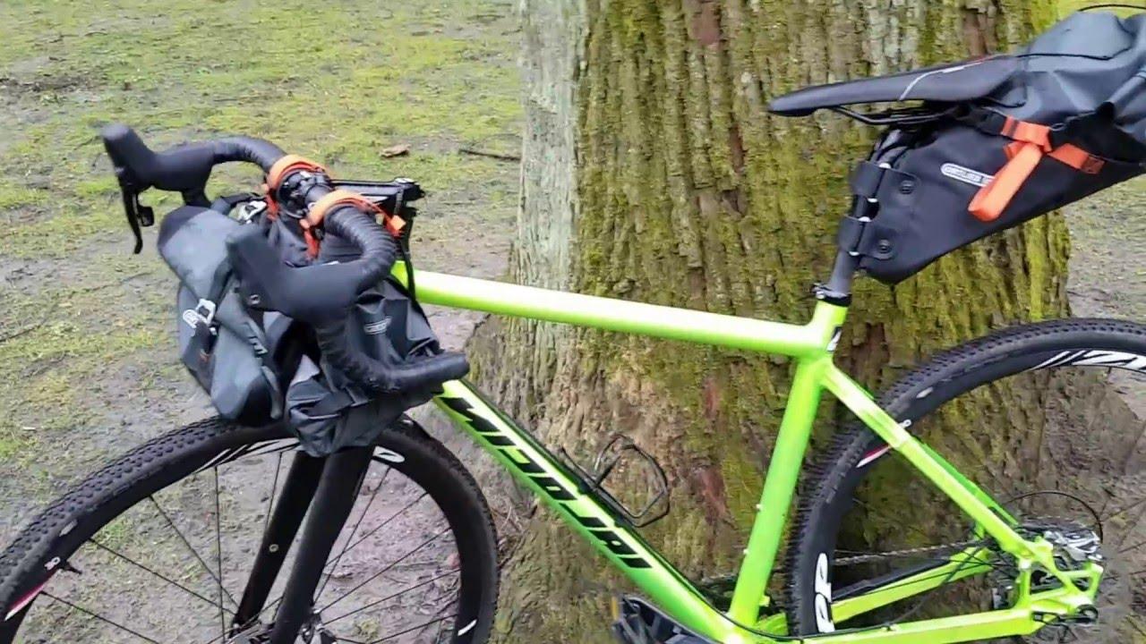Erster Eindruck Ortlieb Bikepacking Taschen Youtube
