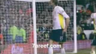 Тоттенхэм ХотСпурс - Лидс Юнайтед 2:2 (Tottenham - Lids)(Источник Видео: 7areef.com Кубок английской лиги. 1/16 финала
