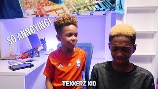 He was Nearly in Tears... Annoying Romello whilst he plays FIFA Online! thumbnail