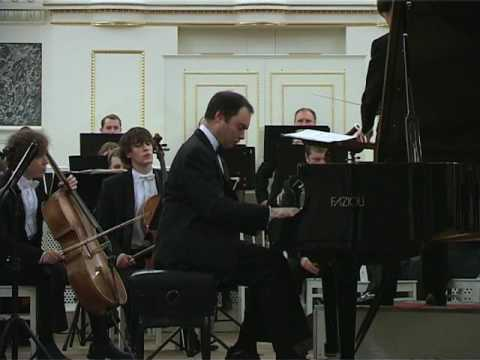 Alexander Melnikov (piano) 2007-12-07