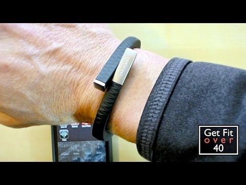 Jawbone UP Wristband Movement and Sleep Tracker Review