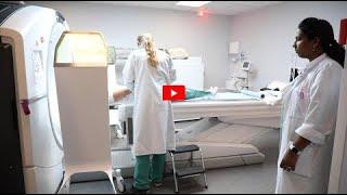 Présentation du service de médecine nucléaire de l'hôpital Cochin