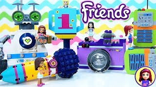 Lego Friends Friendship Box Build Review Kids Toys