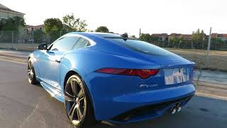 Jaguar Ftype S by Advanced Detailing Sofla