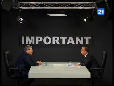 """Mihai Ghimpu la emisiunea """"IMPORTANT"""" 21.11.2017"""