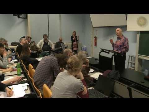 Howard Rheingold on Net Smart - Keynote for Mediawijzer.net & Utrecht University