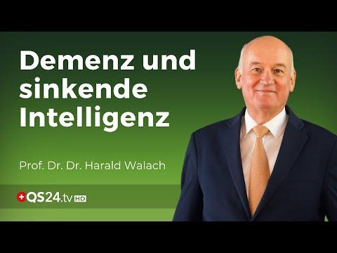Omega 3: Intelligenz versus Demenz | Prof. Dr. Dr. Harald Walach | QS24 Gesundheitsfernsehen