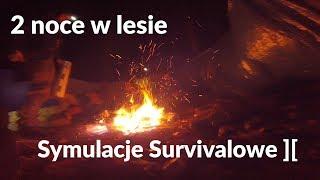 """2 noce w lesie, czyli szkolenie """"Symulacje Survivalowe II"""""""