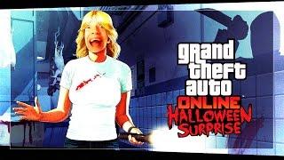 GTA ONLINE PC | Halloween Surprise - Der Schlitzer geht um! [HD] Let