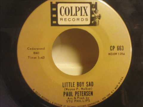 Paul Petersen - Little Boy Sad