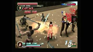 CGRundertow - DYNASTY WARRIORS 2 for PlayStation 2 Video Game Review