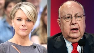 Megyn Kelly On How Roger Ailes Sexually Harassed Her
