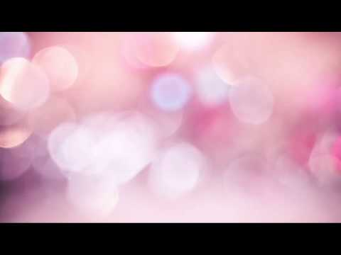 Pink Bokeh Lights Effects: Motion Background,Motion Graphics,Video Background, No Copyright