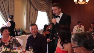 Ведущий на свадьбу в Москве