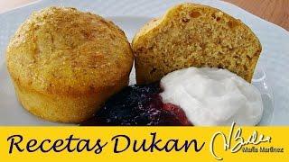 Alajú, Bizcocho Dukan De Leche Y Salvado ( Ataque) / Dukan Diet Oatbran Milk Bread