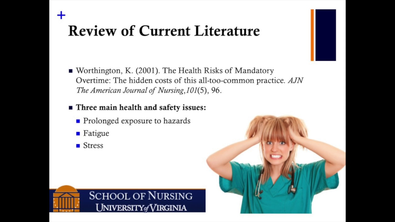 mandatory overtime and its effects on patients Overtime scheduling for nurses  what you should know about the law restricting mandatory overtime for nurses  what is the purpose of this law the purpose of this law – rcw 4928130 through rcw 4928150 – is to restrict health care.