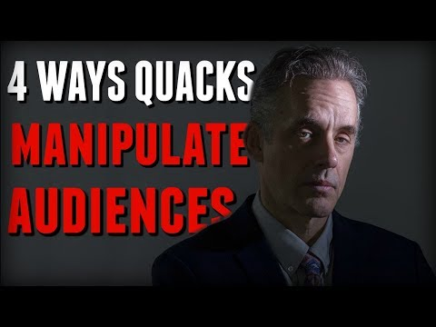 4 Ways Quacks Manipulate Their Audiences