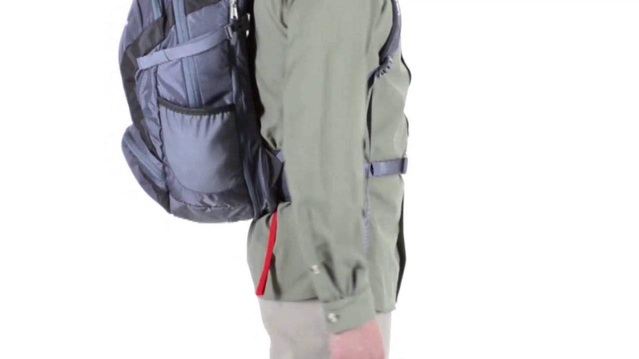vaude wizard air backpack 30 4 youtube. Black Bedroom Furniture Sets. Home Design Ideas