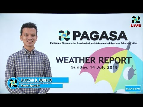 News update weather forecast philippines