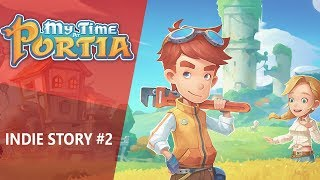 Indie Story #2 : My Time At Portia   TEST
