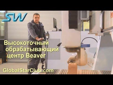 SkyWay - Высокоточный обрабатывающий центр Beaver