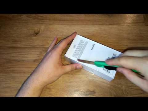Iphone 6 64gb Распаковка в 2017