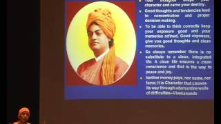 "Vivekananda Study Circle @ IIT Delhi : Talk on ""Modern Problems, Ancient Remedies"""