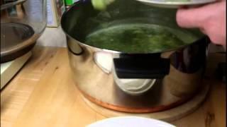 Canning Kiwi Jam
