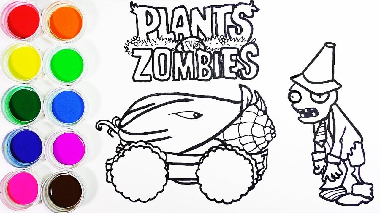 Como Dibujar A Zombistein Pirata Plants Vs Zombies 2 How To Draw Pirate Zombistein Pvz2 By Cunsart
