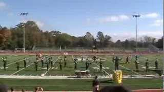 2013 Music in the Park - the Indian Hills High School Marching Band