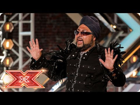 Pump it up! Is Amrick the next big superstar? | Auditions Week 3 | The X Factor 2017 Mp3
